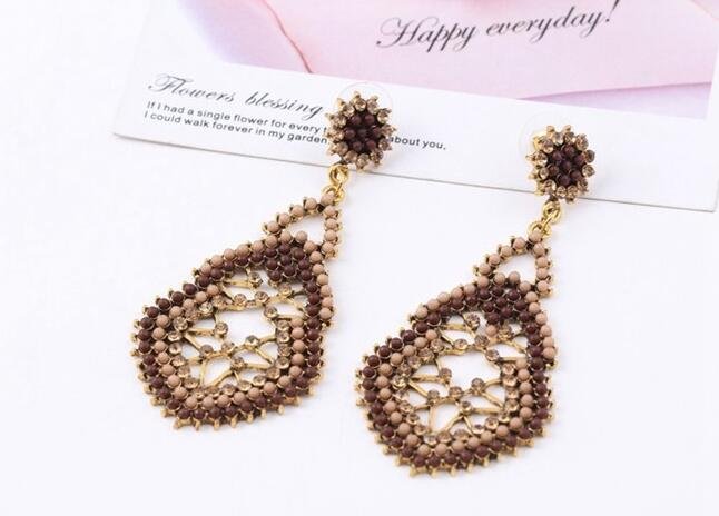 Fashion Women Boho earrings, Bohemia retro Earrings 11L15