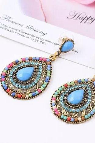 Fashion Women Boho earrings, Bohemia retro Earrings 11L25