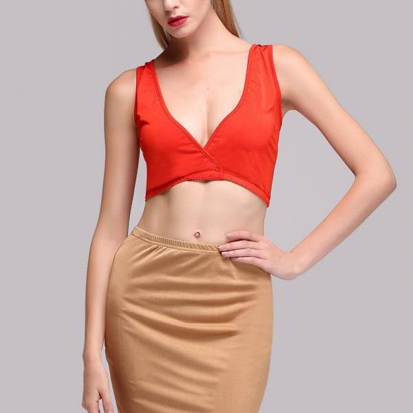 New Fashion Women's Sleeveless Sexy Slim Two-Piece Set Bodycon Tank + Skirt Set Dress SV05384