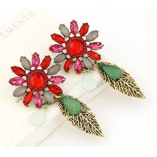 Fashion Women Boho earrings, Bohemia retro Earrings 11H14