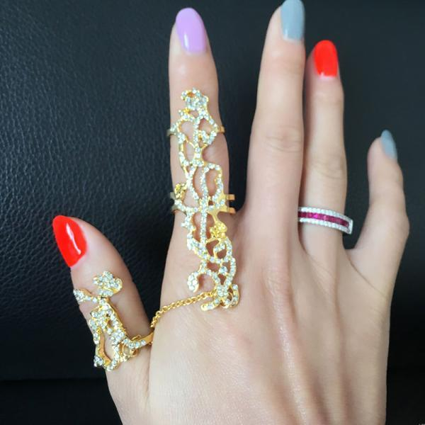 women fashion ring,gold ring